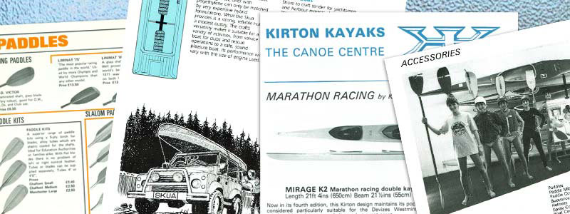 Kirton archive fliers and leaflets