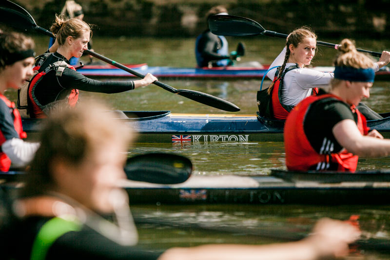 South West Schools Kayak Championships Gallery