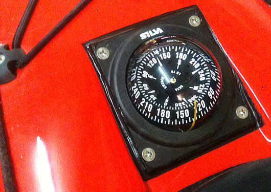 Fitted Compass