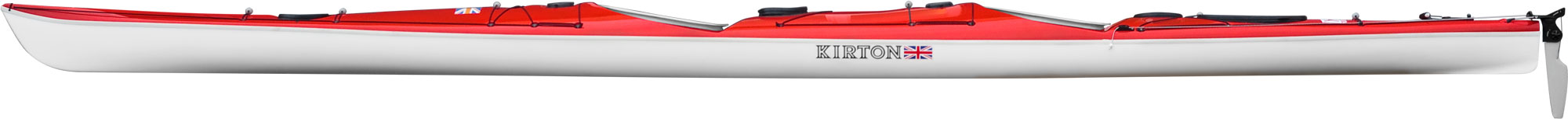 njord side sea double kayak